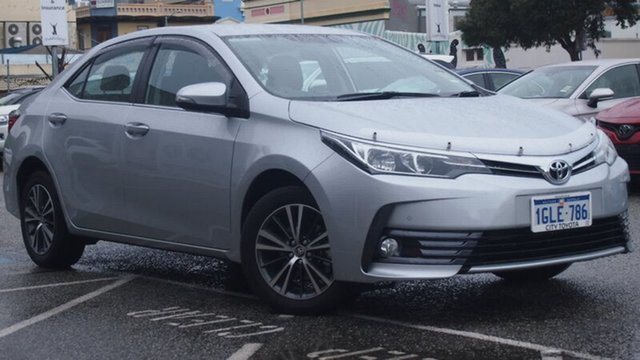 Demonstrator, Demo, Near New Toyota Corolla SX S-CVT, Northbridge, 2017 Toyota Corolla SX S-CVT Sedan