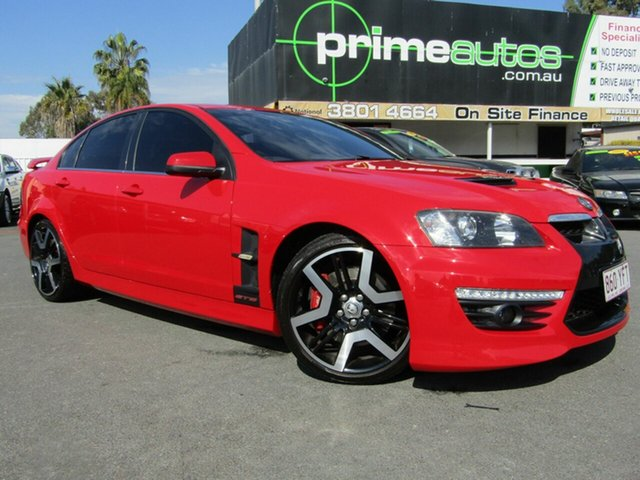 Used Holden Special Vehicles GTS, Loganholme, 2011 Holden Special Vehicles GTS Sedan