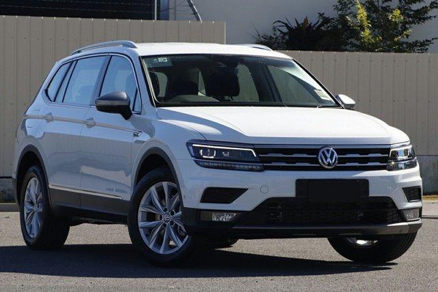 New Volkswagen Tiguan 132TSI Comfortline DSG 4MOTION Allspace, Indooroopilly, 2019 Volkswagen Tiguan 132TSI Comfortline DSG 4MOTION Allspace Wagon