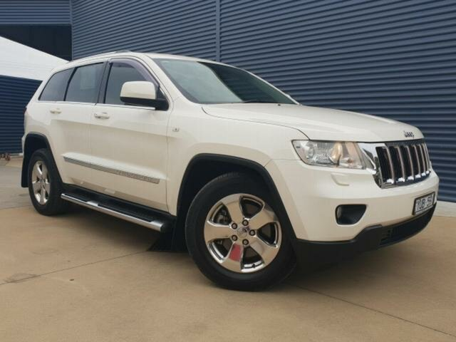 Used Jeep Grand Cherokee Laredo (4x4), Wangaratta, 2012 Jeep Grand Cherokee Laredo (4x4) Wagon