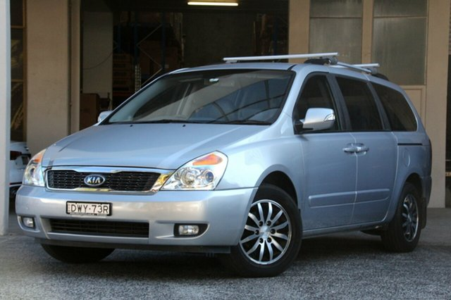 Used Kia Grand Carnival SLi, Brookvale, 2010 Kia Grand Carnival SLi Wagon