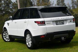 2016 Land Rover Range Rover Sport TdV6 CommandShift SE Wagon.