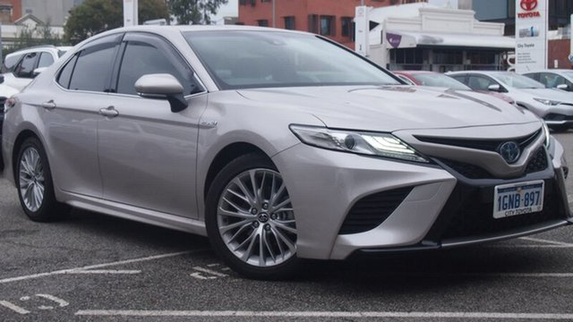 Demonstrator, Demo, Near New Toyota Camry SL, Northbridge, 2018 Toyota Camry SL Sedan