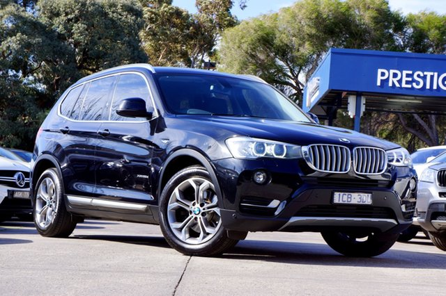 Used BMW X3 xDrive20d Steptronic, Balwyn, 2014 BMW X3 xDrive20d Steptronic Wagon