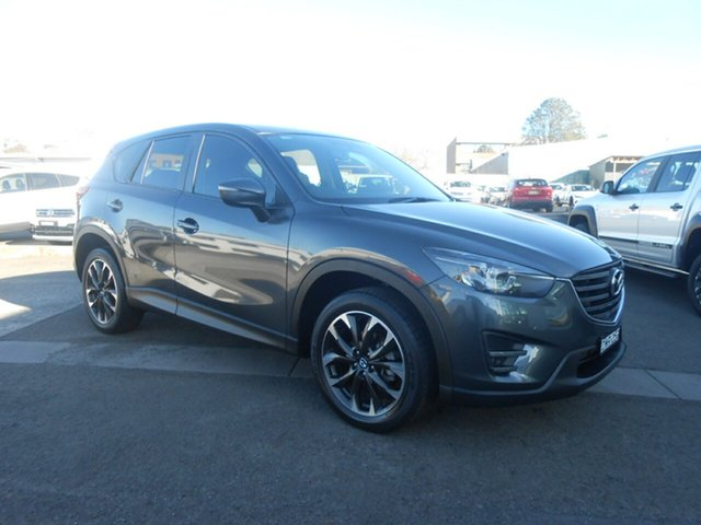 Used Mazda CX-5 Grand Touring SKYACTIV-Drive AWD, Nowra, 2015 Mazda CX-5 Grand Touring SKYACTIV-Drive AWD Wagon