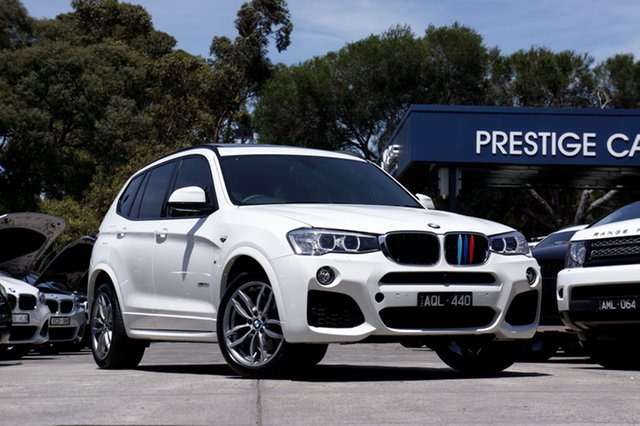 Used BMW X3 xDrive20d Steptronic, Balwyn, 2016 BMW X3 xDrive20d Steptronic Wagon