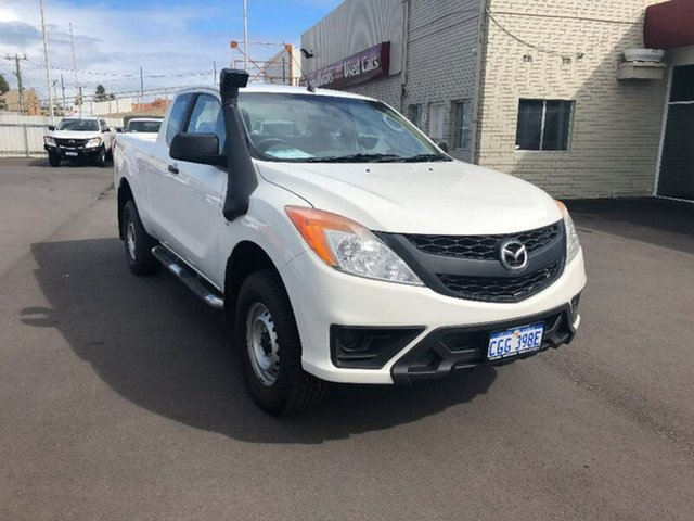 Used Mazda BT-50 XT Freestyle, Geraldton, 2013 Mazda BT-50 XT Freestyle Cab Chassis