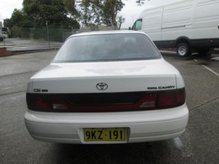 1997 Toyota Camry CSi Sedan.