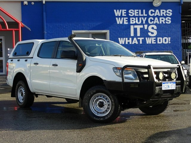 Discounted Used Ford Ranger XL Double Cab, Welshpool, 2013 Ford Ranger XL Double Cab Utility