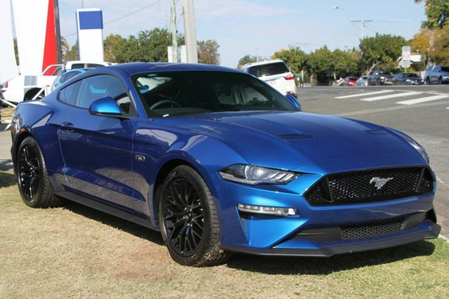 New Ford Mustang GT Fastback, Beaudesert, 2018 Ford Mustang GT Fastback Fastback
