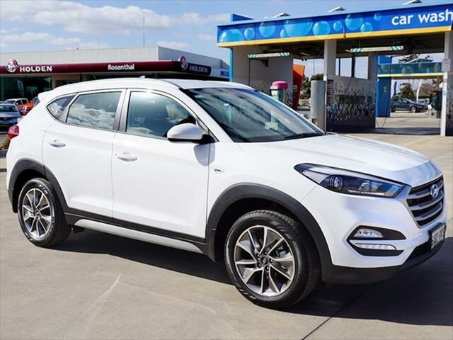 Demonstrator, Demo, Near New Hyundai Tucson Active X 2WD, Berri, 2018 Hyundai Tucson Active X 2WD Wagon