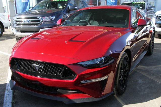 New Ford Mustang GT Fastback SelectShift, Beaudesert, 2018 Ford Mustang GT Fastback SelectShift Fastback