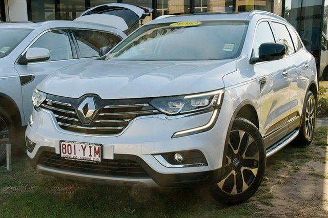 Discounted Demonstrator, Demo, Near New Renault Koleos S-Edition X-tronic, Southport, 2018 Renault Koleos S-Edition X-tronic Wagon