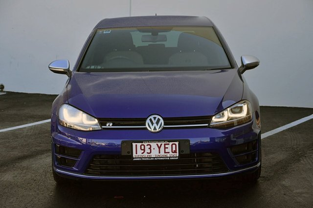 Used Volkswagen Golf R DSG 4MOTION, Southport, 2014 Volkswagen Golf R DSG 4MOTION Hatchback