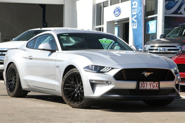 Demonstrator, Demo, Near New Ford Mustang GT Fastback SelectShift, Beaudesert, 2018 Ford Mustang GT Fastback SelectShift Fastback