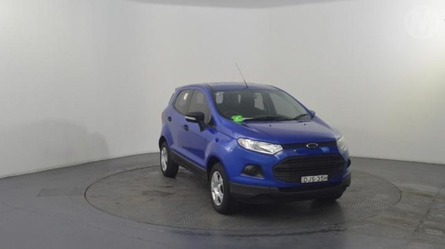 Used Ford Ecosport Ambiente PwrShift, Altona North, 2016 Ford Ecosport Ambiente PwrShift Wagon