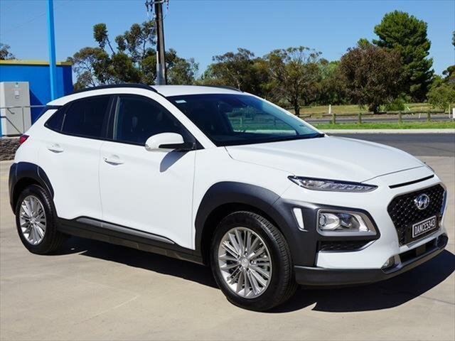Demonstrator, Demo, Near New Hyundai Kona Elite D-CT AWD, Berri, 2017 Hyundai Kona Elite D-CT AWD Wagon