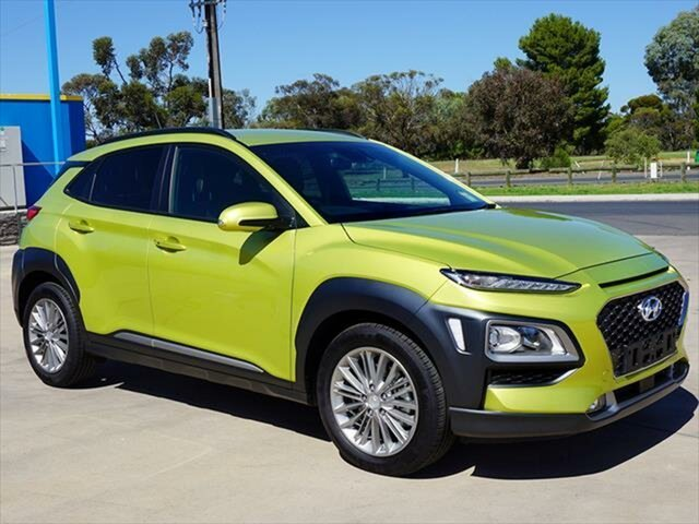 New Hyundai Kona Elite D-CT AWD, Berri, 2017 Hyundai Kona Elite D-CT AWD Wagon
