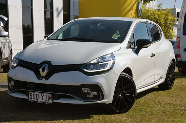 Discounted Demonstrator, Demo, Near New Renault Clio R.S. 200 EDC Cup, Southport, 2018 Renault Clio R.S. 200 EDC Cup Hatchback
