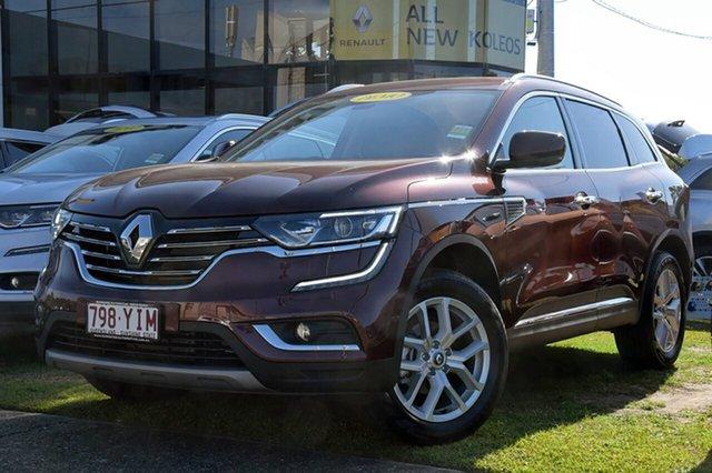 Discounted Demonstrator, Demo, Near New Renault Koleos Zen X-tronic, Southport, 2018 Renault Koleos Zen X-tronic Wagon