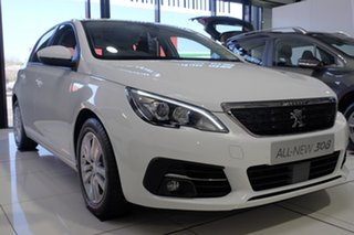 2017 Peugeot 308 Active Hatchback.