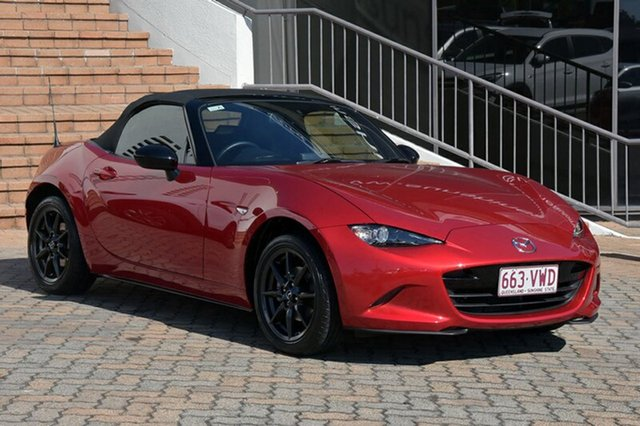 Discounted Used Mazda MX-5 GT SKYACTIV-MT, Southport, 2015 Mazda MX-5 GT SKYACTIV-MT Roadster