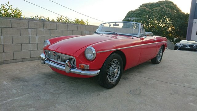 Used MG B, Capalaba, 1967 MG B Convertible