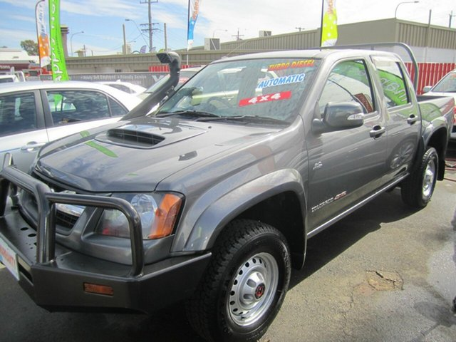 Used Holden Colorado, Capalaba, 2010 Holden Colorado Utility