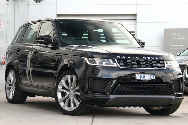 Discounted Demonstrator, Demo, Near New Land Rover Range Rover Sport Si4 CommandShift SE, Gardenvale, 2017 Land Rover Range Rover Sport Si4 CommandShift SE Wagon