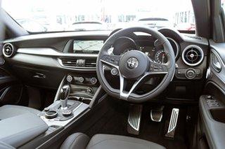 2017 Alfa Romeo Stelvio Wagon.
