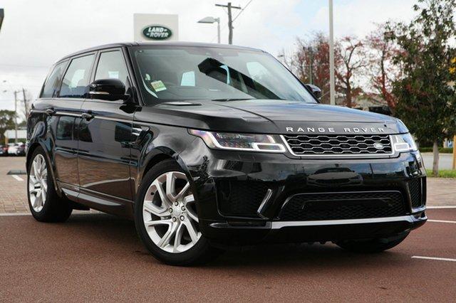 New Land Rover Range Rover Sport SDV6 CommandShift HSE, Osborne Park, 2018 Land Rover Range Rover Sport SDV6 CommandShift HSE Wagon