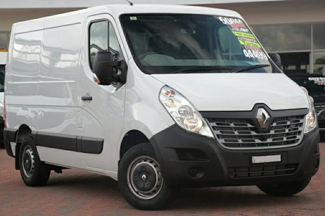 Discounted Demonstrator, Demo, Near New Renault Master Low Roof SWB AMT, Warwick Farm, 2018 Renault Master Low Roof SWB AMT Van
