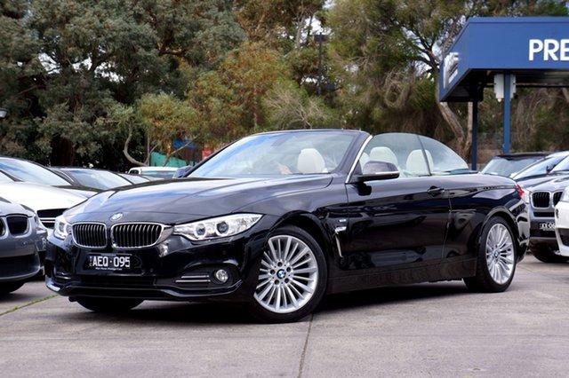 Used BMW 420d Luxury Line, Balwyn, 2015 BMW 420d Luxury Line Convertible