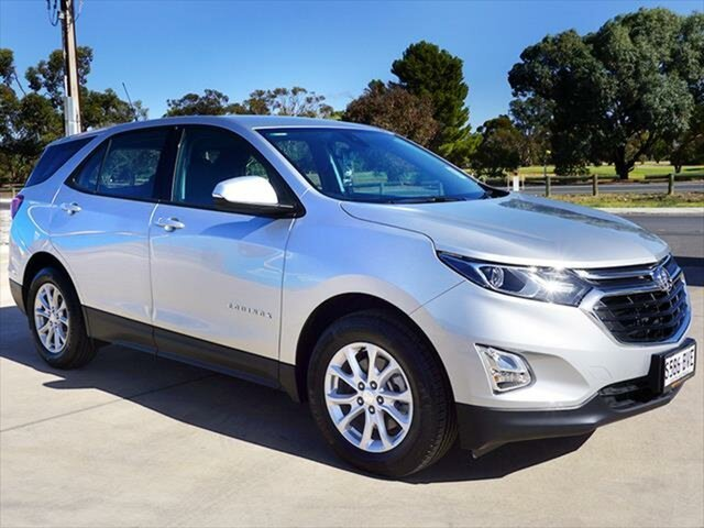 Demonstrator, Demo, Near New Holden Equinox LS+ FWD, Berri, 2017 Holden Equinox LS+ FWD Wagon