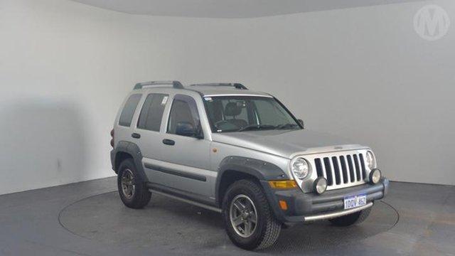 Used Jeep Cherokee Renegade (4x4), Altona North, 2004 Jeep Cherokee Renegade (4x4) Wagon