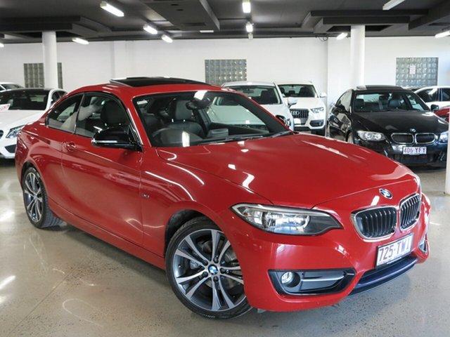 Used BMW 220i Sport Line, Albion, 2014 BMW 220i Sport Line Coupe