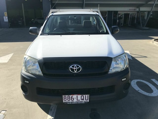 Discounted Used Toyota Hilux Workmate 4x2, Yamanto, 2009 Toyota Hilux Workmate 4x2 Cab Chassis