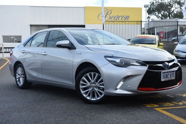Demonstrator, Demo, Near New Toyota Camry Commemorative Edition, Northbridge, 2017 Toyota Camry Commemorative Edition Sedan