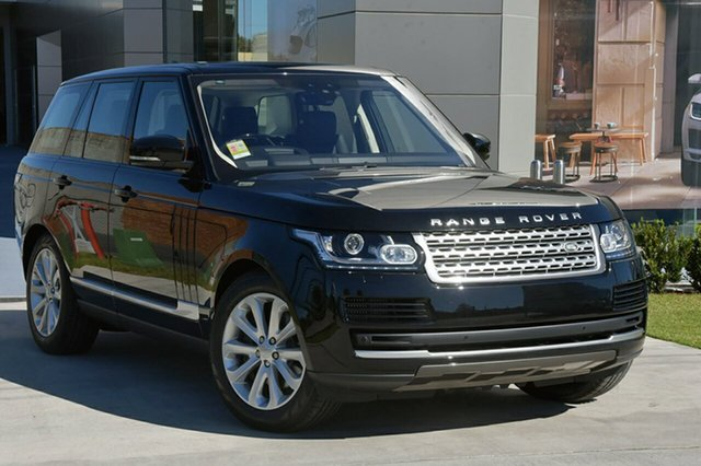 New Land Rover Range Rover SDV8 Vogue, Southport, 2017 Land Rover Range Rover SDV8 Vogue Wagon
