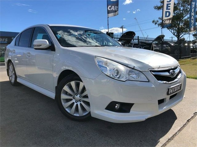 Used Subaru Liberty 3.6R, Mulgrave, 2010 Subaru Liberty 3.6R Sedan