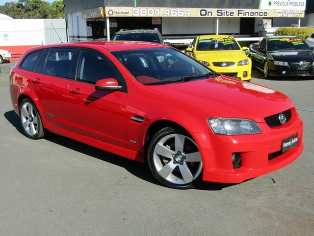Used Holden Commodore SS-V, Loganholme, 2008 Holden Commodore SS-V Sportswagon