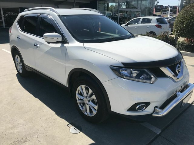 Discounted Used Nissan X-Trail ST-L X-tronic 2WD, Yamanto, 2016 Nissan X-Trail ST-L X-tronic 2WD Wagon