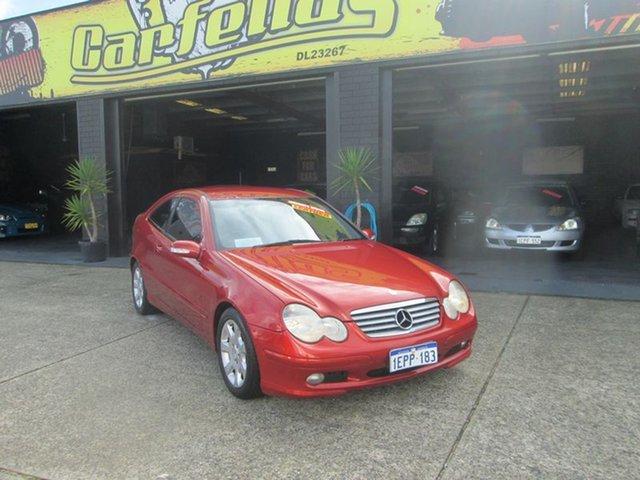 Used Mercedes-Benz CL200 Kompressor, O'Connor, 2002 Mercedes-Benz CL200 Kompressor Coupe