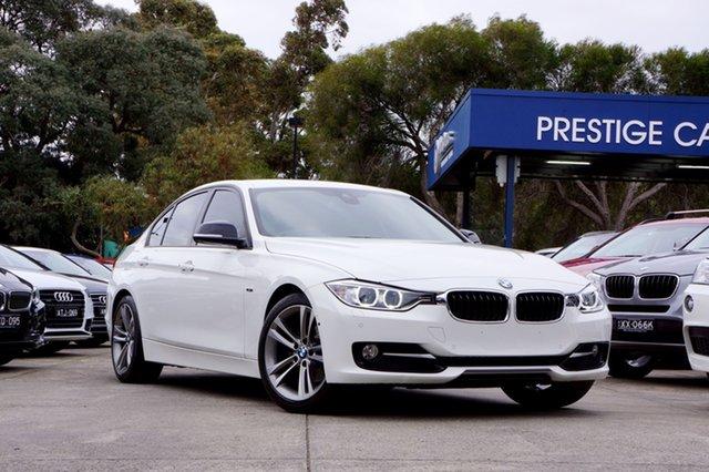Used BMW 320i Sport Line, Balwyn, 2014 BMW 320i Sport Line Sedan