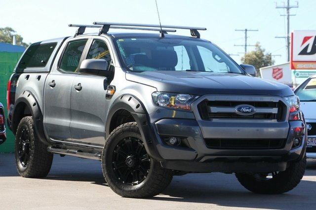Used Ford Ranger XLS Double Cab, Caloundra, 2015 Ford Ranger XLS Double Cab Utility