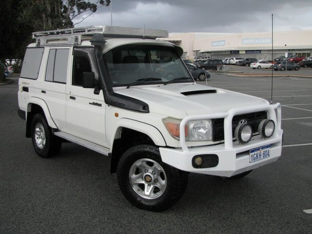Used Toyota Landcruiser Workmate, Maddington, 2007 Toyota Landcruiser Workmate Wagon