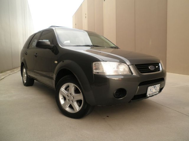 Discounted Used Ford Territory TS, Cheltenham, 2007 Ford Territory TS Wagon