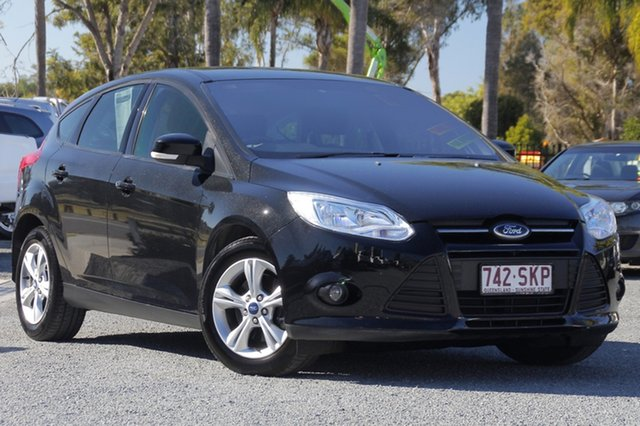 Used Ford Focus Trend PwrShift, Beaudesert, 2012 Ford Focus Trend PwrShift Hatchback