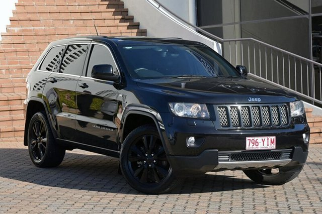 Discounted Used Jeep Grand Cherokee JET, Southport, 2012 Jeep Grand Cherokee JET Wagon
