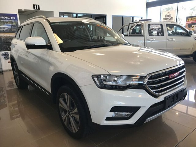 Used Haval H6 LUX DCT, North Lakes, 2017 Haval H6 LUX DCT Wagon
